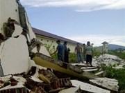 Vietnam sufre mínimos efectos del sismo