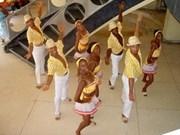 Actuará grupo folclórico cubano en Vietnam