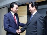 Diputado japonés apoyará aumento de ayuda a Vietnam