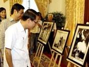 Exposición fotográfica sobre guerra de liberación en Vietnam