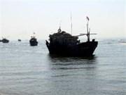 Llegan a Vietnam pescadores detenidos por China