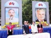 Inician construcción de sitio histórico Vietnam - Laos