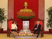 Califican de valiosas relaciones Vietnam- Laos