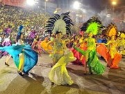 Celebran carnaval de Ha Long