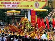 Destacan papel del budismo en el desarrollo nacional
