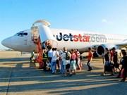 Jetstar Pacific reabre vuelos hacia ciudades centrales