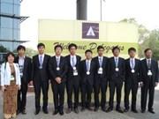 Vietnam gana medallas en Olimpiada continental de Física