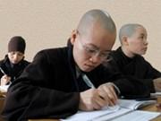 Efectuado seminario sobre educación budista en Hanoi