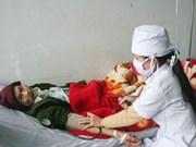 Consulta médica gratuita para pobres de provincia central