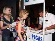 Aumentan llegadas de turistas rusos a Da Nang por vía aérea