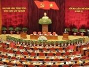 Concluye quinto pleno del Partido Comunista de Vietnam