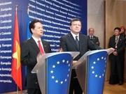UE aprueba acuerdo de corporación con Vietnam