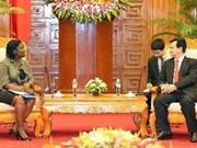 Primer ministro solicita continuo apoyo de BM