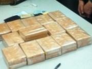 Decomisan importante cantidad de drogas en Ha Tinh