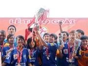 Than KSVN: campeón de liga nacional 2012 de fútbol femenino