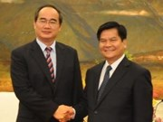 Vicepremier urge incrementar nexos fronterizos Vietnam - China