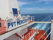 Entregan mayor buque petrolero construido en Vietnam