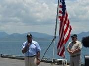 Secretario de Defensa de EE.UU visita Cam Ranh