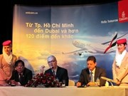 Emirates Airline abre ruta directa a Ciudad Ho Chi Minh