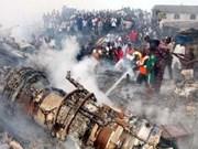Envían mensaje de condolencias a Nigeria