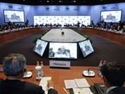 APEC redacta lista común de bienes ambientales