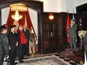 Invitan a empresarios argentinos a foro Vietnam-América Latina