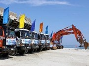 Aumentan inversiones en zona económica Dung Quat