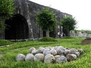 Atrae a turistas Ciudadela de Dinastía Ho