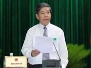 Comparecencias ministeriales en Parlamento vietnamita