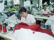 Confecciones textiles, mayor venta externa de Vietnam