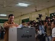 Partido Popular de Cambodia gana elecciones locales