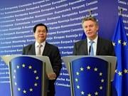 Vietnam y UE inician negociaciones de FTA