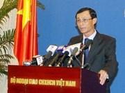 Vietnam condena anuncio de licitación petrolífera de China