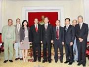 Vietnam y Cuba consolidan cooperación informativa
