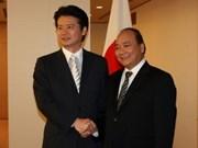 Vicepremier destaca apoyo japonés a industria vietnamita