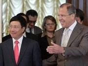 Vietnam forja nexos de asociación estratégica con Rusia