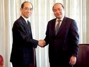 Vietnam y Japón fortalecen relación jurídica