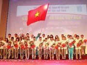 Parte a Londres delegación olímpica vietnamita
