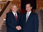 Destaca prensa cubana visita de Raúl Castro a Vietnam
