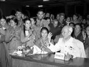 Serbia dona a Vietnam fotos digitales de Ho Chi Minh