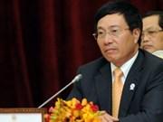 Reafirman importancia de cooperación Vietnam – China