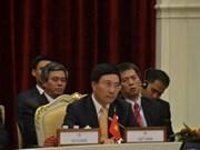 Papel activo de Vietnam en conferencia de ASEAN