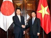 Vietnam y Japón forjan nexos estratégicos