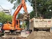 Vietnam se esfuerza por desarrollo infraestructural