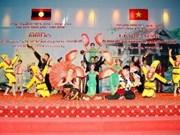 Concluido Festival de Amistad Vietnam-Laos