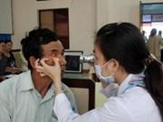 Ayuda Australia a Vietnam en tratamiento ocular