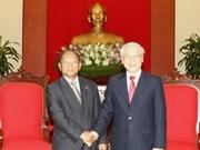 Vietnam prioriza nexos con Cambodia
