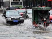 Pérdidas humanas y materiales en Vietnam por tormenta Vicente