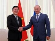 Vietnam y Rusia impulsan asociación estratégica integral