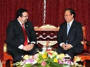 Vietnam y Venezuela amplían cooperación